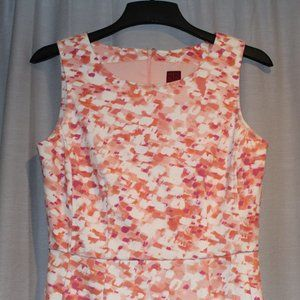 Ladies 212 Collection printed dress